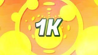 1K - 1000 Subscribers Mashup Special (epilepsy warning)