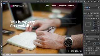 Webflow video