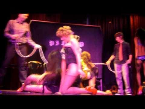 The Pin Up Girls - The Codega at King King - Vixen Romeo