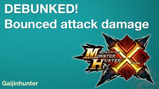 Debunked! Bounced Attack Damage
