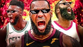 NBA - Disrespectful & Savage Plays - 2018