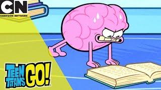 Teen Titans Go! | Its Time For Brain Training | Cartoon Network