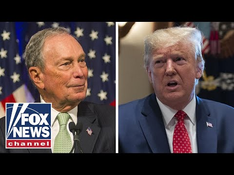 'The Five' on Bloomberg bashing Trump after campaign announcement