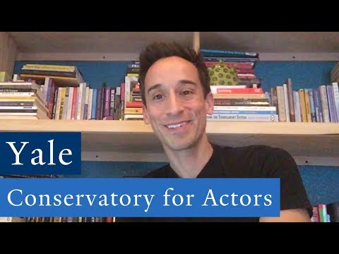 Yale Conservatory for Actors - Blake Hackler (Co-Director)