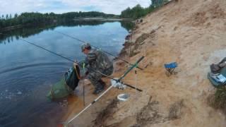 Рыбалка на фидер река ветлуга юркино
