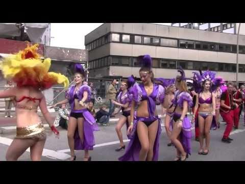 Sexy Videos von der STAMP Parade 2010 in Hamburg