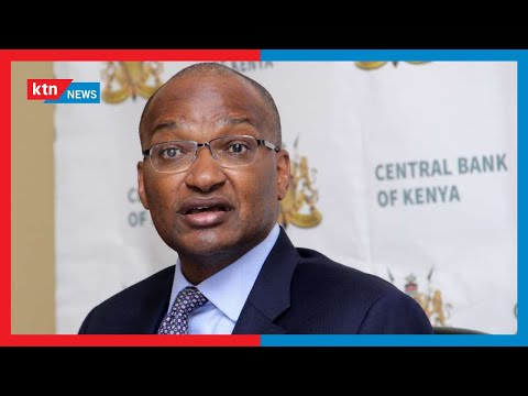 CBK Governor Patrick Njoroge worried about Kenyan state of economy