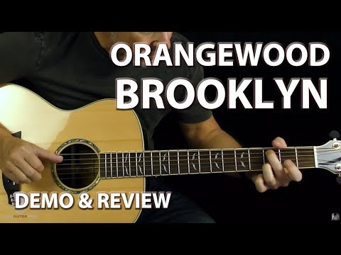 Brooklyn Acoustic Guitar Demo Review – Orangewood Guitars