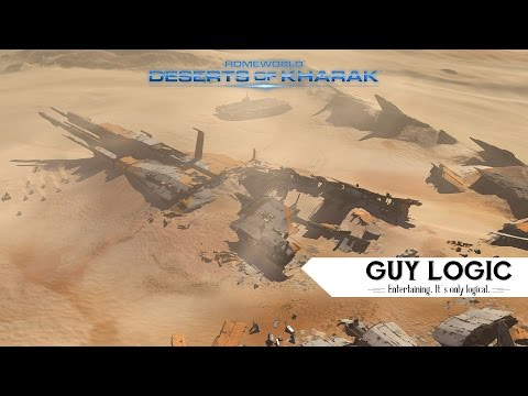 Logic Review - Homeworld: Deserts of Kharak video thumbnail