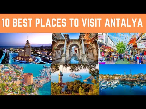 Top 10 Places To Visit In Antalya (Turkey)