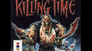 Time Trapped Isle (complete song) Killing Time 3DO
