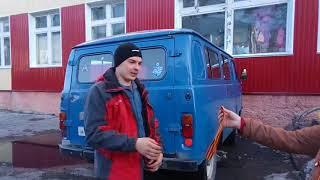 """Акция """"Георгиевская ленточка"""" п. Провидения"""