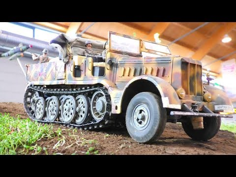 UNIQUE RC Models! Stunning Tanks And Vehicles In Action! Cool Toys 2018