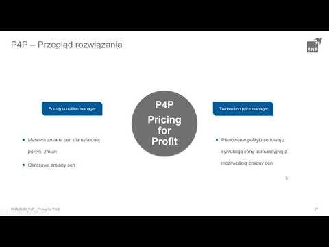 Nowy SNP Pricing for Profit – teraz jeszcze łatwiejsze zarządzanie cenami w SAP