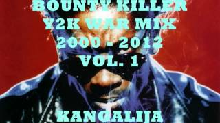 Bounty Killer - Y2K War Mix 2000-2012 Vol.1/2