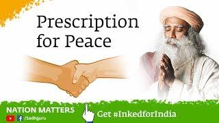 Prescription for Peace    Nation Matters Ep 05
