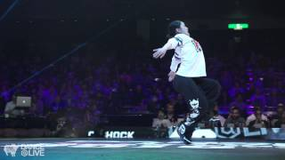 MAIKA vs OSAAM Hiphop Final DANCE@LIVE Japan 2015 | YAK BATTLES