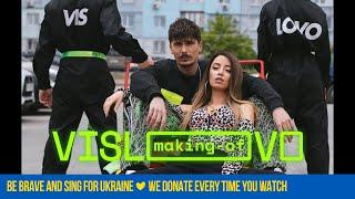 Время и Стекло   VISLOVO [Making Of]