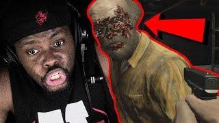 Resident Evil 7 Biohazard Walkthrough Part 3 - RUNNING FOR MY LIFE! (Black Guy Plays RE7 Biohazard)