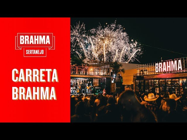 CARRETA BRAHMA RODANDO PELO BRASIL