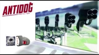 Антидог - устройство светозвукового воздействия