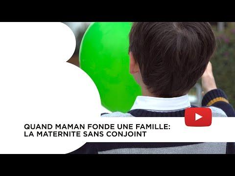 Quand maman fonde une famille: la maternité sans conjoint