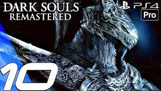 Dark Souls Remastered - Gameplay Walkthrough Part 10 - Crossbreed Priscilla Boss (PS4 PRO)