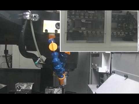 R650X2 40本ツール仕様 ツール交換