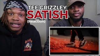 "Tee Grizzley   ""Satish""   REACTION"