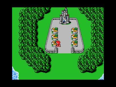 MSX Longplay [052] Final Fantasy
