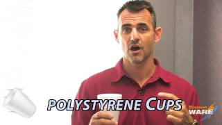How Styrofoam Cups Are Made! - Steam Culture