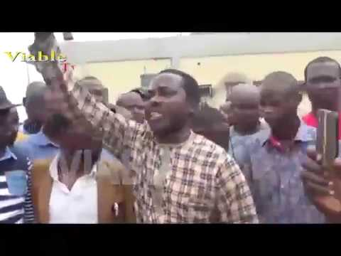 Just In : Protest Rocks Rivers As Petroleum Tanker Drivers Threatens To Stop Operation