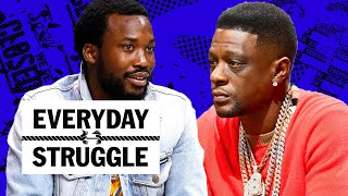 Kobe on NBA Logo? Young Rappers Signing 'Slave Contracts?' Griselda Temp Check | Everyday Struggle