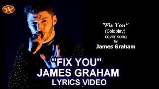 """James Graham """"Fix You"""" LYRICS VIDEO Final Challenge The Four Season 2 Finale S2E8"""