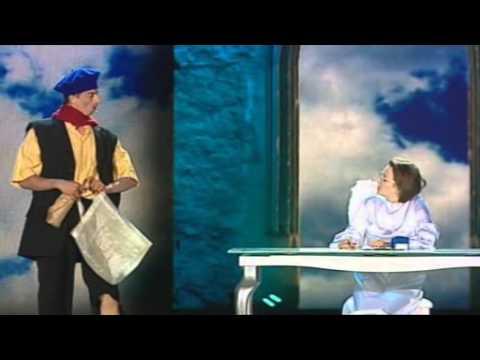 Kabaret Weźrzesz - Sekretariat nieba