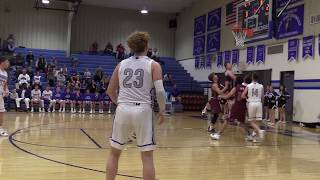 Boys Basketball Highlight OKlahoma Union 2018 19