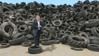 Pneus recyclés : la route du succès - business planet