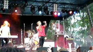 CHIODOS-Two birds stoned at once @ soundwave Brisbane
