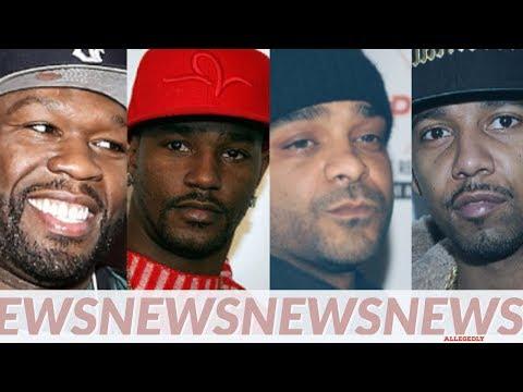 50 Cent Dismantled Dipset, Jim Jones wants put hands on 50 Cent over Instagram lol
