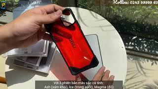 Ốp lưng Iphone 11 Pro Max UAG Plasma (Ash, Ice & Magma)