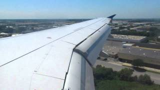 United Airlines #660: Landing