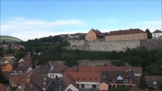 preview picture of video 'Minaret at Eger, Hungary'