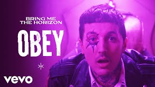 Musik-Video-Miniaturansicht zu Obey Songtext von Bring Me The Horizon