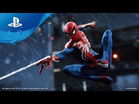 電光人讓超人類罪犯大逃獄!?大戰邪惡六人組!?PS4蜘蛛人E3預告片釋出