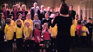 Das Jahr geht zu Ende Kinderchor Iseringhausen Halbhusten 2012