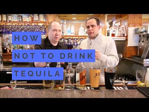 Tequila Review #2 (Avion Tequila and Tequila Basics)