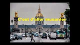 A Paris -   Yves Montand / ZAZ