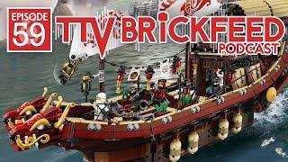 LEGO NINJAGO Movie High Quality 2017 Set Pictures   BrickFeed Podcast #59