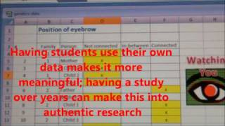 Unit Introduction - Genetics W/ A Data-driven Inquiry Approach