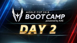 RoV : World Cup 2018 (Group Stage) Day 2